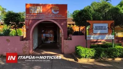 BUSCAN HABILITAR 11 CAMAS DE TERAPIA INFANTIL EN EL HOSPITAL PEDIÁTRICO.