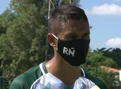"""Luis Espínola: """"Queríamos ganar el clásico"""""""