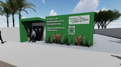 Villa Elisa busca construir su Centro de Rehabilitación Respiratoria