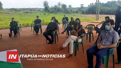 SALA DE INTERNACIÓN PARA PACIENTES RESPIRATORIOS EN LAS COLONIAS UNIDAS.