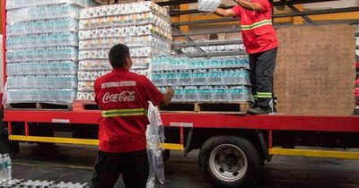 La Nación / Doce hospitales reciben puestos de hidratación para hacer frente al COVID-19