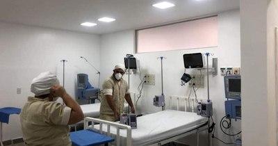 La Nación / Hospital Regional de Encarnación amplió unidad de cuidados intensivos