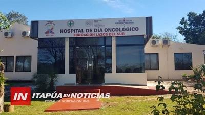 PIDEN SUMAR UN ONCÓLOGO AL HOSPITAL DE LUCHA CONTRA EL CÁNCER DE ENCARNACIÓN.