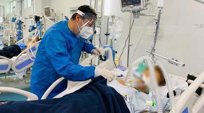 Ivermectina automedicada mantiene a niño en estado  de coma