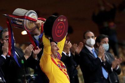 El Barcelona conquista la Copa del Rey