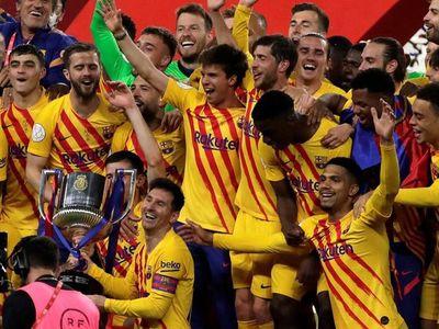 La 31 del Rey es del Barcelona