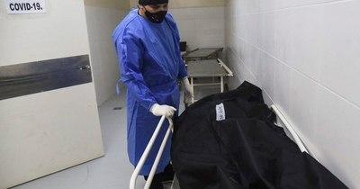 La Nación / COVID-19: con 74 nuevos fallecidos, abril ya es el mes más mortífero