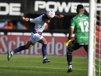 Gol de Ángel Romero en empate de San Lorenzo