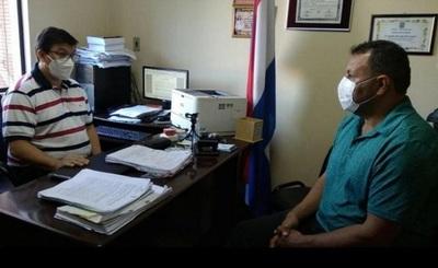 Caso Roque Pyguasú: Fiscal tomó declaración por el caso de Liberación de Presos de la Brigada Central de San Lorenzo