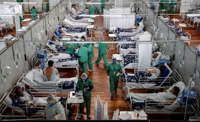Colapso en Brasil: Gobernadores piden a la ONU ayuda humanitaria para luchar contra el coronavirus