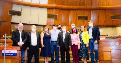 La Nación / Ratifican rechazo al uso de fondos sociales por ley