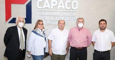 La Nación / La Capaco presentó a sus nuevas autoridades del período 2021/2023