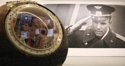 La Nación / A 60 años de la hazaña: Gagarin, el primer hombre en el espacio