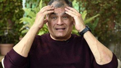Correa aún digiere la derrota de su delfín en las elecciones de Ecuador