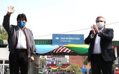 Evo Morales anuncia creación de una Unasur de «los pueblos»