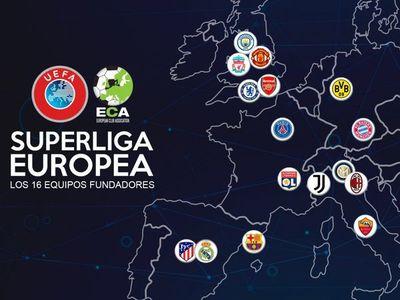 Serie A estudia la idea de una Superliga europea en un consejo extraordinario