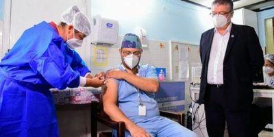 A este ritmo de vacunación, Paraguay inmunizaría al 70% de su población contra el covid en 5,5 años