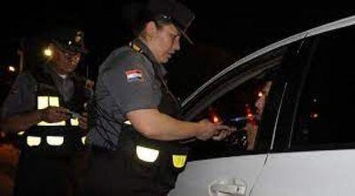 Caminera revela que 332 conductores dieron positivos al alcotest