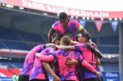 PSG se pone a tiro del Lille