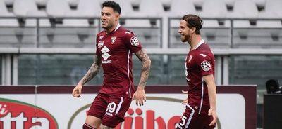 'Tonny' Sanabria guió la fantástica remontada del Torino ante Roma