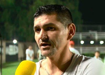 Denis Caniza está internado a causa del Covid-19