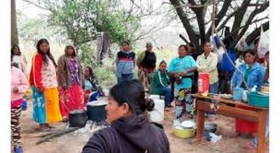 En lo que va de la pandemia, fallecieron 31 indígenas y 307 contagiados, según Salud