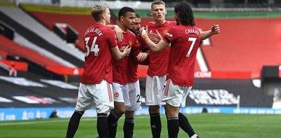 Premier league: Manchester United festeja y Arsenal apenas empata