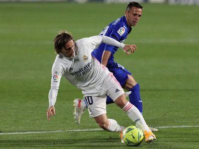 Real Madrid deja dos puntos ante el Getafe