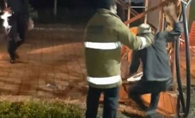 Brasileño adicto a las drogas intentó supuestamente suicidarse en PJC