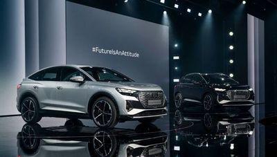 Audi lanzó el Q4 e-tron y el Q4 Sportback e-tron: un SUV clásico y un SUV estilo coupé