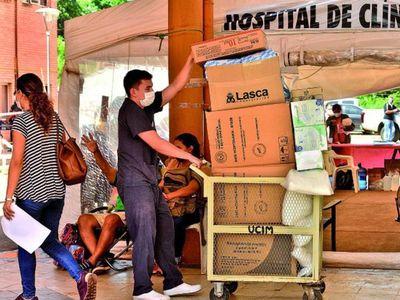 Congreso inicia pesquisa sobre los gastos Covid de 39 instituciones