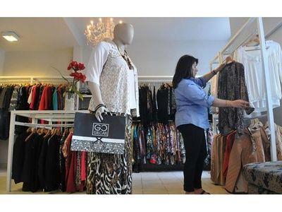 La importación de prendas tuvo una caída del 23%
