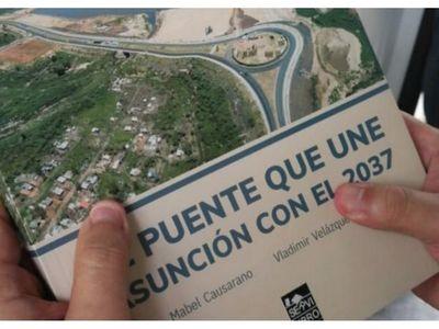 Servilibro presenta libro sobre  Asunción