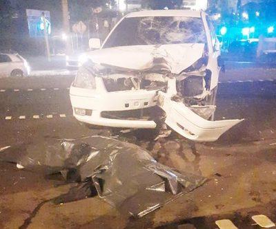 Motociclista que circulaba de contramano muere al estrellarse contra automóvil manejado por policía – Diario TNPRESS