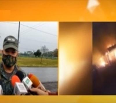 Atacan estancia en Concepción y sospechan de grupo armado de la zona