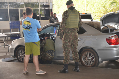 Fuerzas militares buscan cooperar para mejorar la seguridad fronteriza