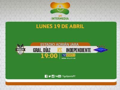 Independiente CG quiere unirse a la punta de la Intermedia