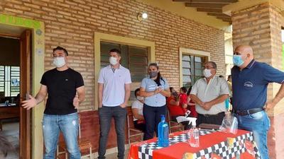Candidato a concejal Ricardo Leiva muestra amplia formación en gestión pública y política