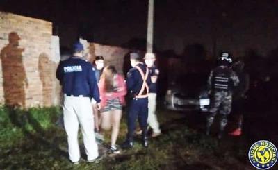 La Policía intervino una fiesta cladestina en Luque •