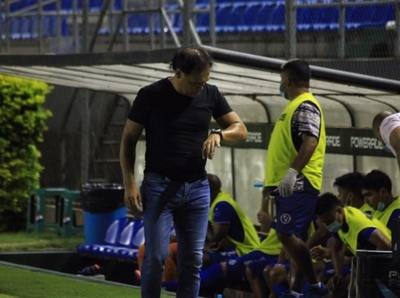 Celso Ayala, listo para su segundo ciclo en River