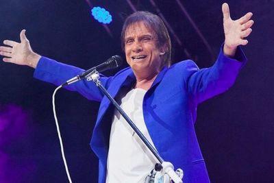 Roberto Carlos, el rey de la canción romántica cumple 80 años
