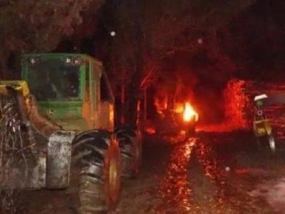 Personas armadas atacaron una estancia en Horqueta · Radio Monumental 1080 AM