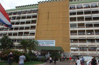 Hospital Central de IPS también se convierte en referencia para pacientes Covid
