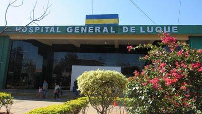 Luque: Hospital General a tope con alta demanda de lugares para COVID-19