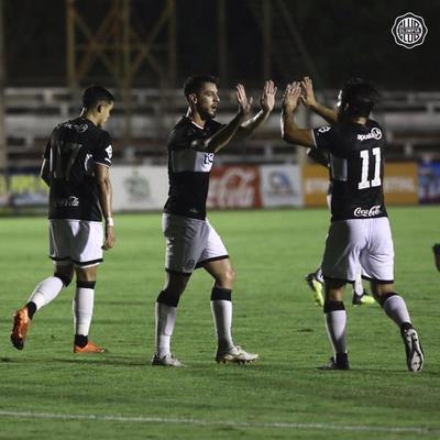 El once de Olimpia para el debut en Copa Libertadores – Prensa 5