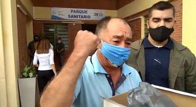 Don Joel Oviedo sigue delicado a causa del Covid-19 – Prensa 5