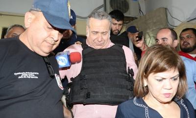 Prosigue Juicio Oral contra Óscar González Daher y su hijo