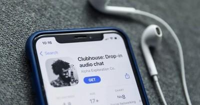 La Nación / El chat de audio Clubhouse vale US$ 4.000 millones