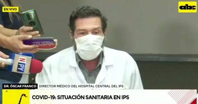 IPS anuncia que usará remdesivir en pacientes con Covid-19