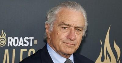 Revelan que Robert De Niro está al borde de la bancarrota